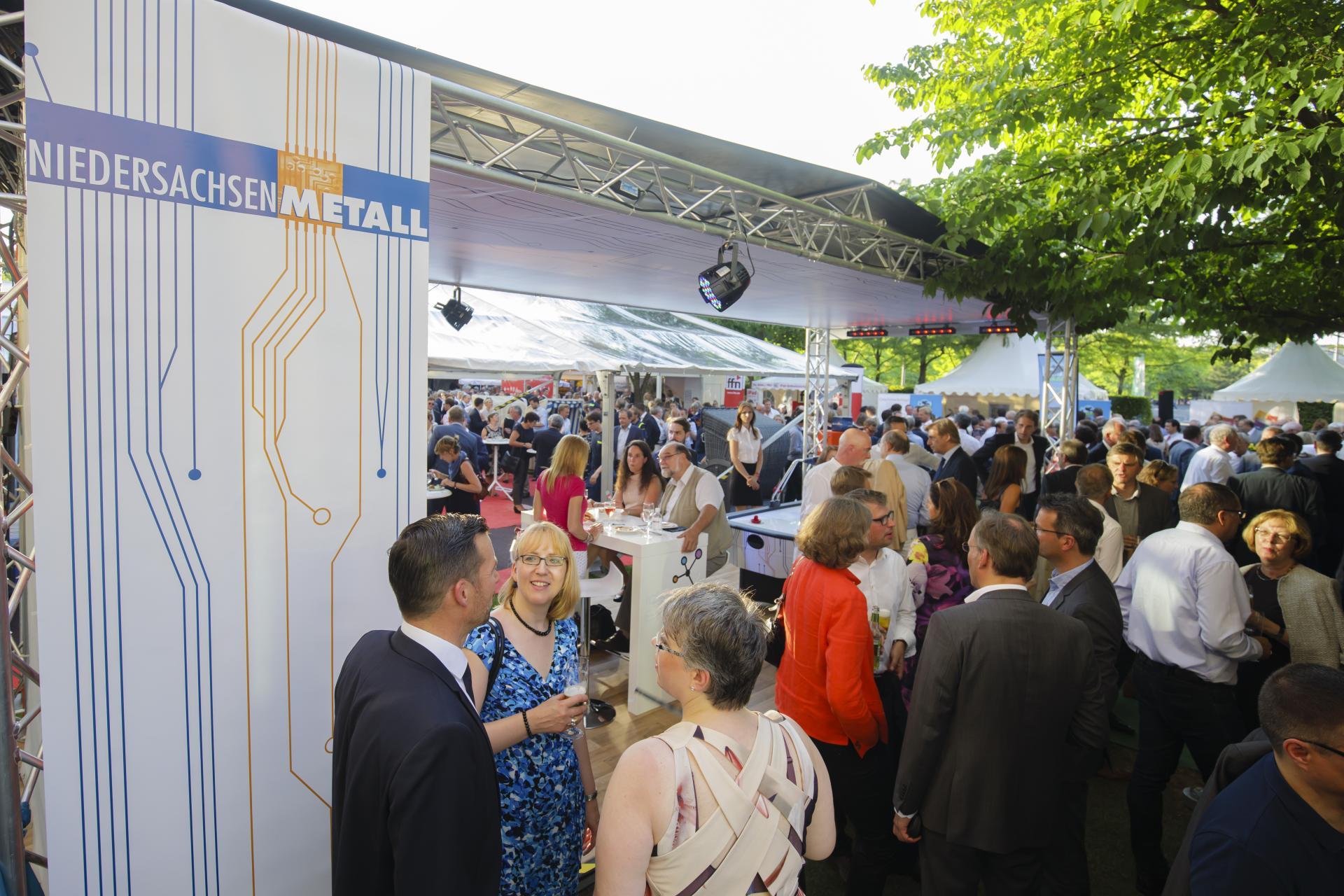 Sommerfest Landesvertretung Niedersachsen 2020