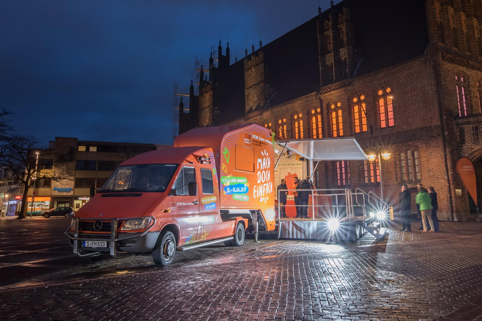 IdeenExpo Truck